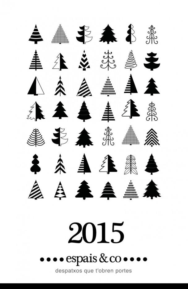 espais & co os desea un año 2015 lleno de todo lo que deseáis y en el que no falte nada de lo que necesitéis... feliz año!